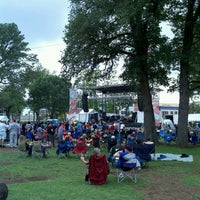 Photo taken at Historic Military Park by WINDY W. on 9/3/2012