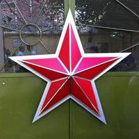 Photo taken at Бункер 42 by Андрей Е. on 6/19/2012