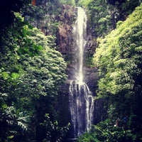 Photo taken at 7 Sacred Pools @ Haleakala State Park by Henry H. on 7/13/2012