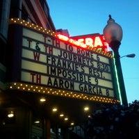 Photo taken at Riviera Theatre by Dane B. on 9/6/2012