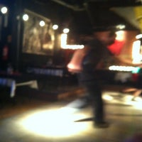 Photo taken at Cachafaz Tango Bar by Luz S. on 3/23/2012