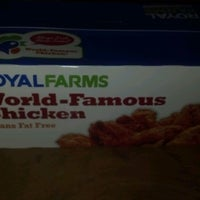 Photo taken at Royal Farms by Renee T. on 3/25/2012