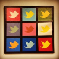 Photo taken at Twitter NYC by Gavin B. on 9/13/2012