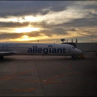 Photo taken at Orlando Sanford International Airport (SFB) by Kelly A. on 9/9/2012
