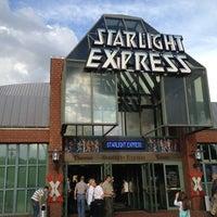 Das Foto wurde bei Starlight Express von Gerry S. am 8/3/2012 aufgenommen