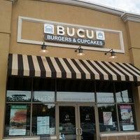 Photo taken at Bucu Burger Bar & Bakery by Lambert T. on 8/24/2012