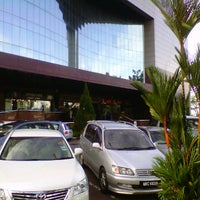 Photo taken at Boulevard Parking Lot by Rendy Y. on 6/4/2012