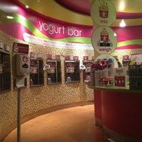 Photo taken at Menchie's Frozen Yogurt by Christina S. on 7/15/2012