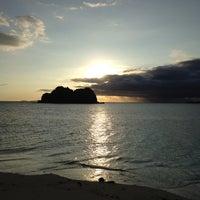 Photo taken at Rocks Bar @ Vomo Island Resort by Chuck D. on 5/21/2012