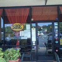 Sage Cafe Chapel Hill Menu