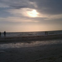 Photo taken at Pass-a-Grille Beach by Morgan K. on 7/8/2012