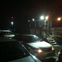 Photo taken at Burns Point Ferry by Danny A. on 4/3/2012