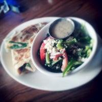 Photo taken at Cafe Arazu by matthew d. on 8/31/2012