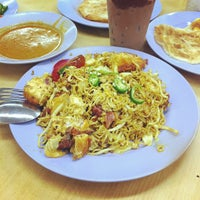 Photo taken at The Roti Prata House by Daryl H. on 7/20/2012