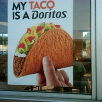 Photo taken at Taco Bell by Kyle B. on 5/25/2012