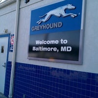 Photo taken at Greyhound Bus Lines by JellyBelly215 on 2/9/2012