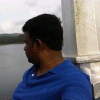 Photo taken at Vazhani Dam by Benoy V. on 7/28/2012