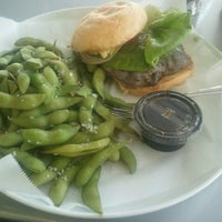 Photo taken at Big City Burgers And Greens by Jennifer A. on 7/26/2012