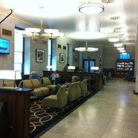 Photo taken at VIA Rail Business Lounge - Union Station by Jean-Francois F. on 7/17/2012