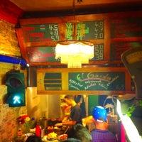 Das Foto wurde bei Berlin Burger International von Maximilian M. am 8/17/2012 aufgenommen