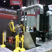 Photo taken at IMTS-International Manufacturing Technology Show by Deanna P. on 9/11/2012