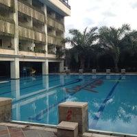 Photo taken at Nirmala Swimming Pool by Firman S. on 7/26/2012