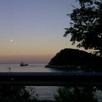Photo taken at Antalya - Kemer Yolu by Gokce S. on 8/30/2012