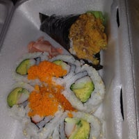 Photo taken at Hoshi Sushi by Hassan H. on 6/17/2012