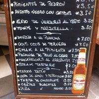 Photo taken at La Bodeguita del Centro by Rosa T. on 4/12/2012