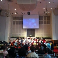 Photo taken at First Baptist Church of Tallahassee by Ashley C. on 4/8/2012