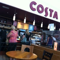 Photo taken at Costa Coffee by Ian W. on 7/22/2012