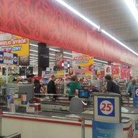 Photo taken at Auchan by Adam G. on 6/8/2012