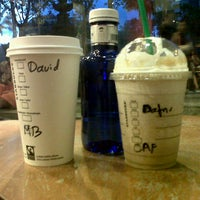 Photo taken at Starbucks by Daphne C. on 7/20/2012