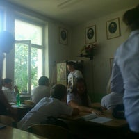 Photo taken at Учёба by Kristina A. on 9/4/2012
