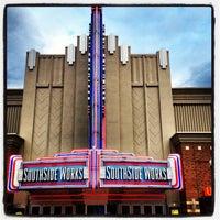 Photo taken at SouthSide Works Cinema by Adam V. on 8/21/2012