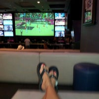 Photo taken at Lagasse's Stadium by Valerie S. on 7/30/2012