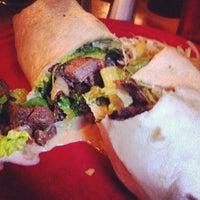 Photo taken at Black Bear Burritos by Mike M. on 7/19/2012