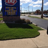 Photo taken at Dairy Queen Brazier by Laurie on 8/17/2012
