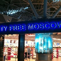 Photo taken at Duty Free Moscow by Max T. on 9/4/2012