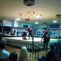 Photo taken at South Broadway Athletic Club by Robyn L. on 5/13/2012