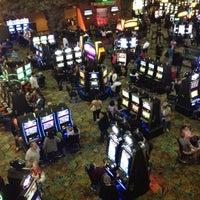 Photo taken at Isle of Capri Casino Kansas City by Megan C. on 3/25/2012