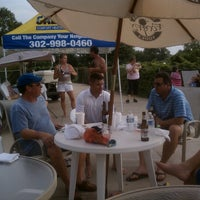 Photo taken at Cavaliers Country Club by Laura S. on 8/7/2012
