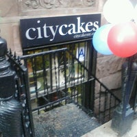 Photo taken at City Cakes by Dennis L. on 5/4/2012
