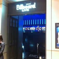 Photo taken at Billboard Live Osaka (ビルボードライブ大阪) by marsyearmar on 5/16/2012