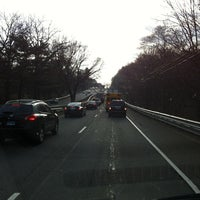 Photo taken at Route 34 - New Haven by Lou M. on 3/26/2012