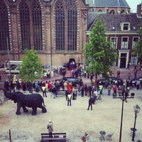 Photo taken at Lange Voorhout by Frank H. on 5/29/2012