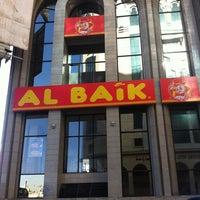 Photo taken at Al Baik by Muhammad Q. on 3/1/2012