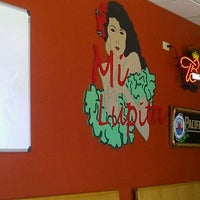 Photo taken at Mi Lupita Authentic Mexican Restaurant by Joe on 5/21/2012