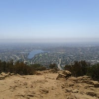 Photo prise au Cowles Mountain Summit par Drew K. le7/14/2012