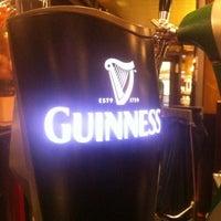 Снимок сделан в The Irish Bar пользователем Anastasia 2/23/2012